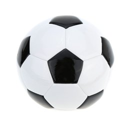 Wholesale Children Teenager Football Soccer Ball Size Football Training Playing Game Competition order lt no track