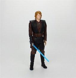2017 l'action de guerre Star Wars Jouet Stormtrooper Darth Vader Anakin Skywalker Obi-Wan Kenobi Clone Trooper PVC Action Figure Star Wars l'action de guerre promotion