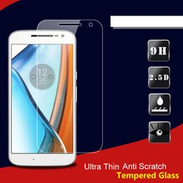 Wholesale Clear Tough Tempered Glass Screen Protector for Alcatel Stellar Tru One Touch Flash Plus T Flash Astro T idol3 Go Play
