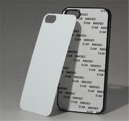 Wholesale For Iphone s s Plus S DIY Sublimation Heat Press PC Cover Case With Aluminium Plates DHL Free SCA086