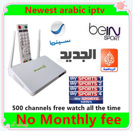 Wholesale Best Arabic IP TV arabic iptv box free tv no monthly fee free watch channels english channels better mag250