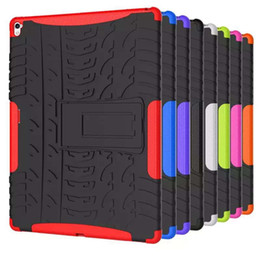 Wholesale new dazzle case hybrid kickstand case for SAMSUNG Galaxy inch S2 T810 tablet pc combo tpu pc case
