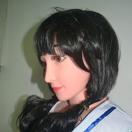 Wholesale New Adult Sex Dolls Mens Masturbation Vagina Anal Artficial Inflatable Love Doll Toys Realistic Breast Affusion Dolls with Hair FC0053