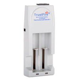 Universal TrustFire TR001 Multifunctional Lithium Battery Charger for 18650 18500 17670 16340 14500 ,H9519