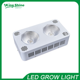 8 Band 400w COB led grow lights , full spectrum led plant grow light for greenhouse indoor plant