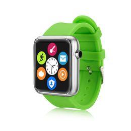 Acheter en ligne Moniteur de sommeil podomètre-Appareil portatif S68 Smart Watch BT V3.0 Sleep Monitoring Podomètre Thermomètre Altimètre pour iPhone Samsung Huawei HTC Android Phone xiaomi