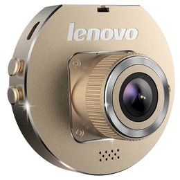 Wholesale LENOVO Portable Driving recorder intelligent car dvr P High Definition Car camera HD video recording v31