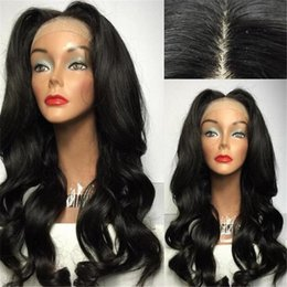 Unprocessed Malaysian Natural Wave Full Lace Wigs With Baby Hair Glueless Hair Wig Full Lace Human Hair Wigs For Black