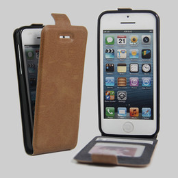 For iphone 5C case leather For iphone6 plus Color Painting Cases With Credit Card Slots Punch Stand Holder Painted Case leather