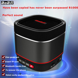 Wholesale B1000 Bluetooth speaker hot selling wireless bluetooth subwoofer audio computer bluetooth product small speaker speaker speaker hardware