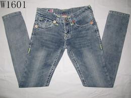 Wholesale Top New Religious Hot Sale Brand Jeans Woman Pencil Jeans Women Fashion Slim Blue Jeans Low Waist Women s Vintage Denim Pants