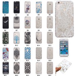Colorful Slim Gel Rubber Silicone Soft TPU Back Case clear Cover For iPhone 5 6 6S iPod Touch 5 6