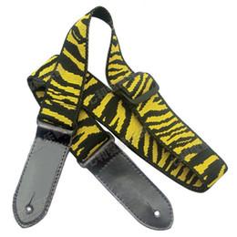 Fashion Nylon electric guitar strap Guitar Parts Acoustic guitar strap musical instruments accessories