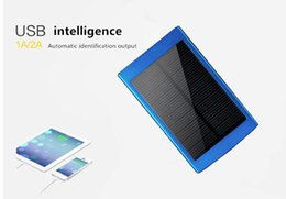 Wholesale Multi functional intelligent solar charging treasure authentic mobile power supply manufacturers selling polymer batteries gift customizatio