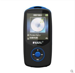 free music downloads media Bluetooth MP3 player of 4gb Can Play100 hours,Original RUIZU X06 support 64gb TF card