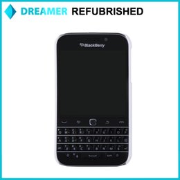 Wholesale 100 Original Refurbished Blackberry Q20 inch x720 Dual core GB RAM GB ROM GSM WCDA apart free Ship