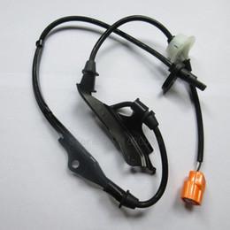 Wholesale Front Left Side ABS wheel speed sensor OEM S9A For Honda Acura TSX Civic CRV