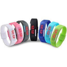 Design Waterproof Touch Screen LED Display Digital Watches For Men Ladies Child Wrist Watch Women Sport Wristwatch