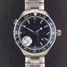 Wholesale SBBL boutique planet ocean m series mechanical male equipped with stable performance of the four needle GMT8605 full automatic machine sa