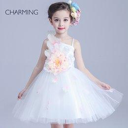 Wholesale kids sundresses flower girls dresses flower girl wedding online shopping chinese online store sites flower girls dresses