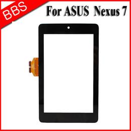 2017 écran tactile google Touch Panel d'écran gros-noir avec numériseur Pour ASUS Google Nexus 7 avec une haute qualité Livraison gratuite !!! écran tactile google sortie