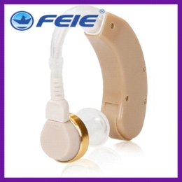 Wholesale Deaf Ear Analog Small Hearing Aid Ear Sound Amplifying Devices Behind The Ears S Free Dropshipping