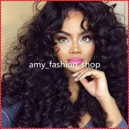 Hot sale Indian women human hair lace wig, human hair wig