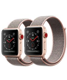The new 3 generation for Apple Watch nylon watch nylon strap 38MM   42MM cycling sports strap