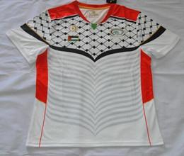 16-17 Palestino DeportivoHome soccer jersey-Thai Quality,Football Shirts New Kit,Sportswear, Cheap Deportivo Palestino Soccer Jerseys