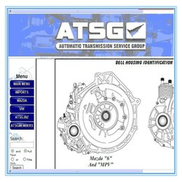 Wholesale Car repair software ATSG Automatic Transmissions Service Group manuals gb in CD free post shipping or a link