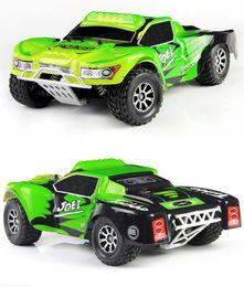 Promotion 4wd nouvelle voiture Gros-2016 New WLtoys A969 Car 1/18 2.4Gh Toys RC monstre 4WD enfants de contrôle radio à distance électrique course extérieure de la dérive