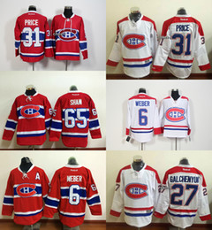 Wholesale 2016 Mens Montreal Canadiens Carey Price Hockey Jerseys Ice Winter Jersey Alex Galchenyuk Andrew Shaw Shea Weber