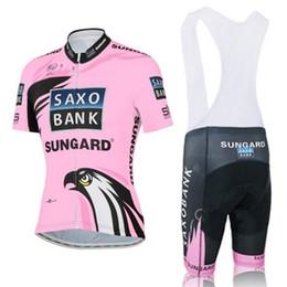 New Saxo Bank Women's Cycling Jersey Short Sleeve Bicycle Cycling Clothing maillot ciclismoCycling Bib Shorts Kit Bike Ropa ciclismo mujer