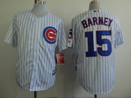 Wholesale Chicago Cubs Mens Jerseys Darwin Barney White Baseball Jerseys Stitched Name Number and Logos