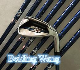 Wholesale 2016 New XR Golf Irons Clubs With Graphite Steel Regular Stiff Flex Shaft Golf XR Irons Set Clubs