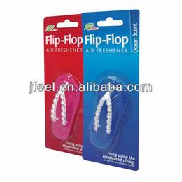Wholesale Air Freshener Manufacturers Sandal Plastic Air Freshener