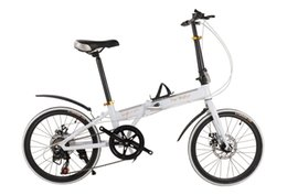 Wholesale 2016 models inch inch aluminum alloy folding bike double disc brakes bicycle easy to carry