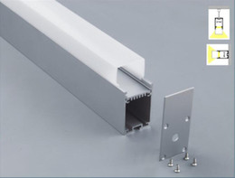 Wholesale Hot Selling mmX35mmX73mm OEM wide aluminum profile for led strip according your design m