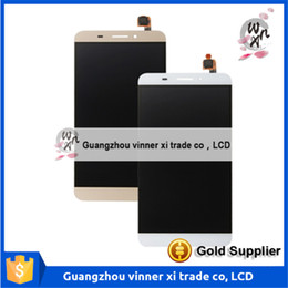 Wholesale 5 inch White Gold For Letv X600 LCD Display Touch Screen Digitizer Replacement For Letv Le One Cell Phone Parts