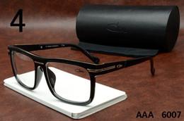 Descuento lentes polarizadas Marca Cazals 6007 Gafas de sol Gafas de sol de moda Vintage Polarized gafas para hombres Mujer dita Marcos de metal Oversized gafas lente de marco
