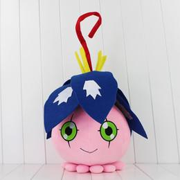 Anime Japanese Digimon Adventure Pyocomon Plush Soft Stuffed Doll Toy for kids gift toy 55cm free shipping