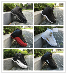 Wholesale new air Retro Wool Black Grey FLU game TAXI French blue gym red wolf Grey Playoff Gamma Blue GS Barons sale