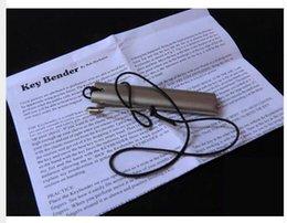 Key bender - Trick , Metal stage magic magic props