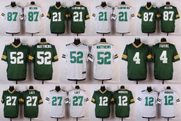 Wholesale Elite Mens Packers Aaron Rodgers Brett Favre Ha Ha Clinton Dix Clay Matthews Eddie Lacy Jordy Nelson Jerseys