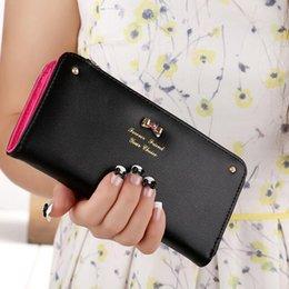 High quality female purse diamond bow pendant cute women Long wallet women clutch purses carteira feminine card holder