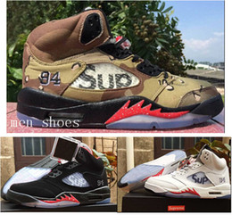 Wholesale New s Supreme X s Desert Camo Special Edition Men s s Supreme Black White High Quality With Shoe Box