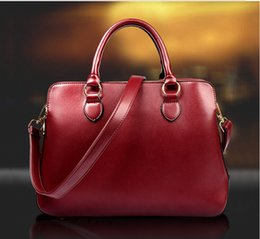 Wholesale Fashion Women Handbags Leather Shoulder Diagonal Handbags Red Rose Black Blue Colors DHL