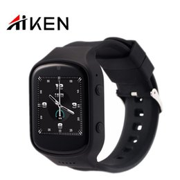 Wholesale Free DHL Day Z80 Bluetooth Smartwatch Android Support Google Play Store SIM GPS WiFi SOS G Sport Watch For Android IOS Smart Phone