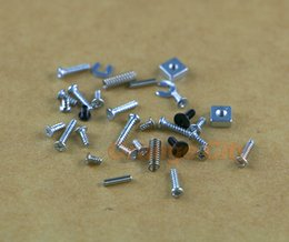 Wholesale High Quality Back Shell Motherboard Full Screws Set For Nintendo DS XL LL DSXL DSLL Part