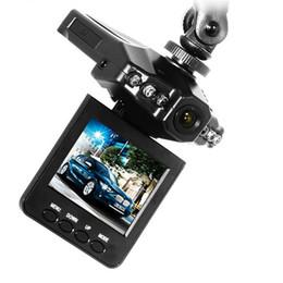 Cámaras de lentes de porcelana en venta-LCD HD DVR Cámara grabadora Crash Camcorder G-sensor leds noche de visión de gama de coches DVR cámara gran angular lente de cámara del vehículo